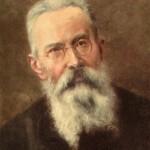 唐平-《回味经典 分享名作》之 俄国作曲家、指挥家、教育家——里姆斯基·科萨科夫